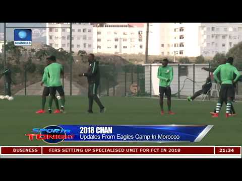 Updates From Eagles Camp In Morocco | Sports Tonight |