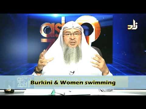 Women Swimming & The Burkini | Sheikh Assim Al Hakeem
