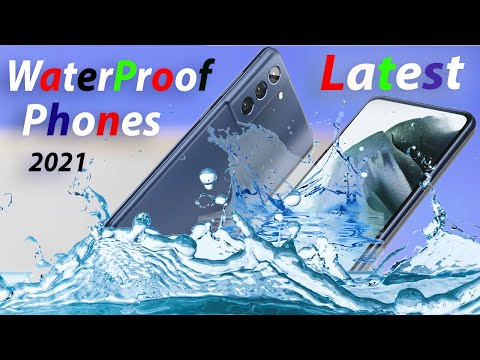 Top 5 Latest Waterproof Phones || New waterproof phones 2021