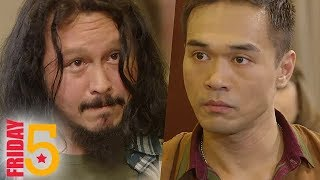 5 Intense Confrontations Of Bungo And Jacob In FPJ's Ang Probinsyano | Friday 5