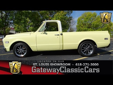 Video of '72 C10 - LUYS