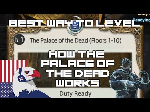 FFXIV Leveling guide - Unlocking Palace Of The Dead - PotD (How it Works) with NaushyTCG