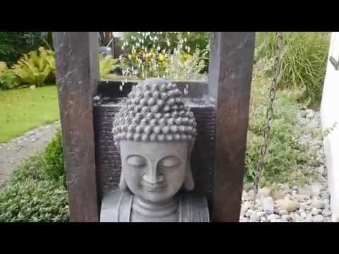 Buddha Brunnen Video 1