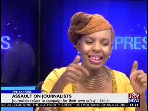 Assault on Journalists - PM Express on JoyNews (30-10-18)