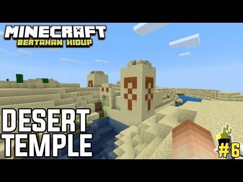Peninggalan Zaman Mesir Kuno! - MCPE Survival Indonesia #6