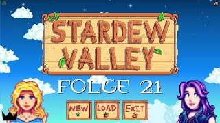 DE-GER - Der Rasenpraenger - Let's Play Stardew Valley 21