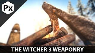 Skyrim Mod Spotlight: The Witcher 3 Weaponry