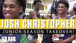 Josh Christopher COOKED EVERYONE this Year! 👨🏾🍳 Junior Season Highlights! 🔥