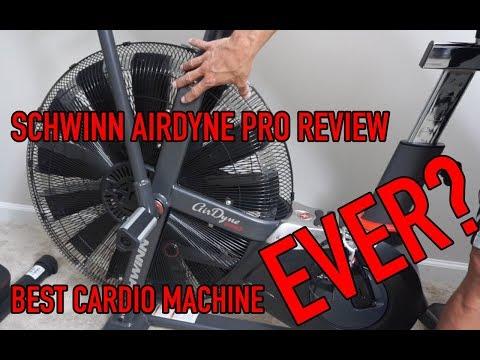 Schwinn Airdyne Pro First Impressions