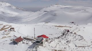 Where is mount hermon israel