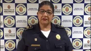 Comandante da Guarda Civil Metropolitana