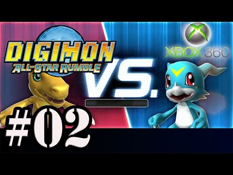 Let's Play: Digimon All-Star Rumble - Parte 2