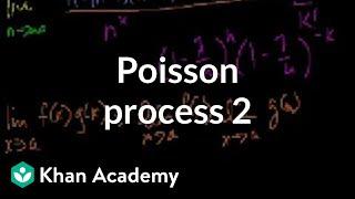 Poisson Process 2