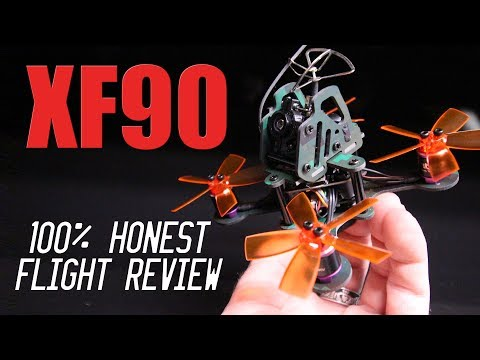 XF90 90mm Micro Brushless FPV Racing Drone – 100% HONEST FLIGHT REVIEW