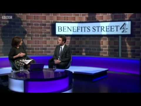 Charlie Brooker - Benefit Street