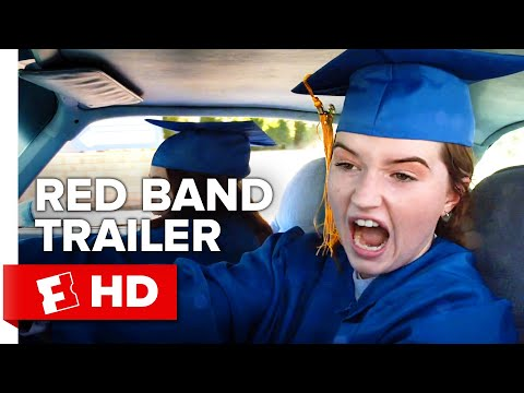 Booksmart Red Band Trailer Starring Olivia Wilde
