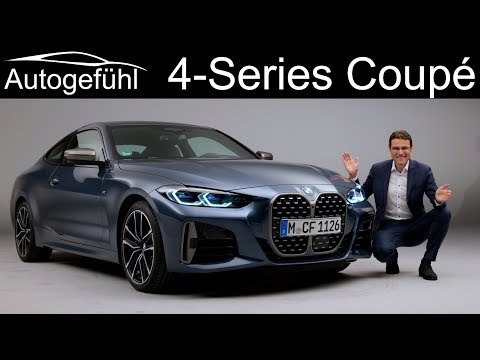 External Review Video Jks47GzfJvI for BMW 4 Series Coupe (2nd gen, G22)