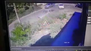 ДТП на персечении улиц Моздокская - Брестская