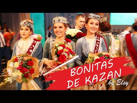 LAS MEJORES CHICAS DE RUSIA, PERO NO RUSAS! l Concurso de belleza en Rusia