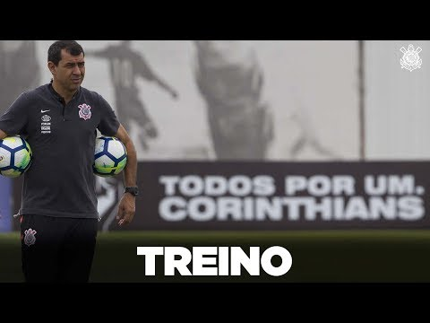 Último treino antes do Derby