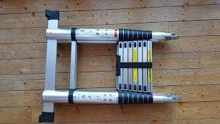 Aluminium Telescopic Ladder Review