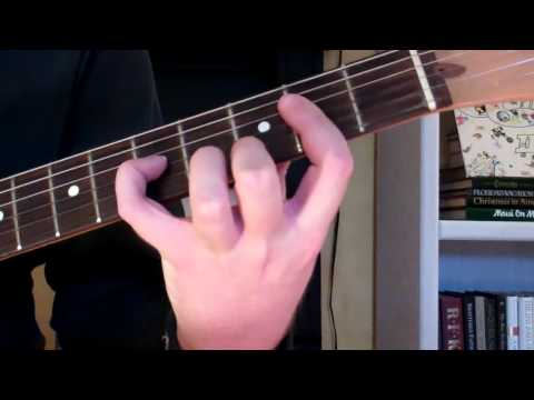 How To Play the A7+9 Chord On Guitar (A seventh augmented ninth)
