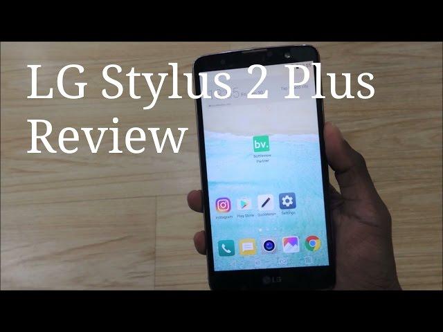 LG Stylus 2 Plus specs, review, release date - PhonesData