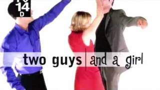 Two Guys, a Girl and a Pizza Place - thème saison 3 et 4