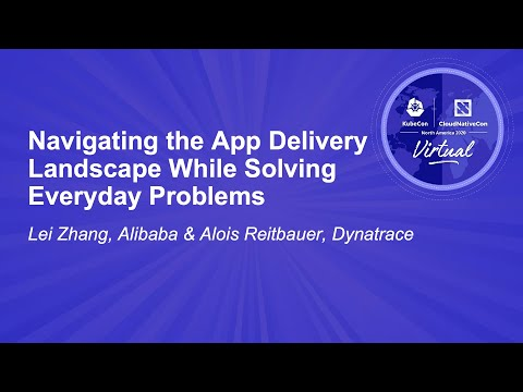 Image thumbnail for talk Navigating the App Delivery Landscape While Solving Everyday Problems