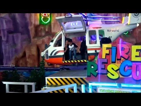 Jalan Jalan Ke Wahana Permainan Anak Big Mall Samarinda Kaskus
