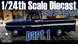 1/24th Scale CUSTOM Truck-PART 1