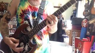 Frenzal Rhomb Guitar Lesson - The Black Prince