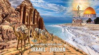 HÀNH HƯƠNG VỀ JERUSALEM NƠI TUẪN NẠN CỦA CHÚA