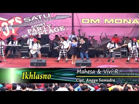 Mahesa Feat Vivi Rosalita Ikhlasno Official Video Live