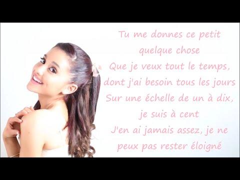 Ariana Grande ~ The Way ft. Mac Miller ~ Traduction Française