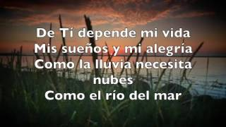 "Video thumbnail of ""AL QUE ME CIÑE DE PODER - JESUS ADRIAN ROMERO - PISTA (KARAOKE)"""