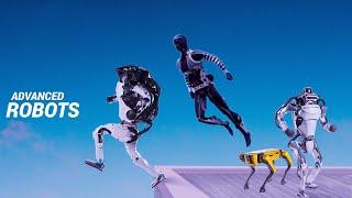 9 Most Advanced AI Robots - Humanoid & Industrial Robots