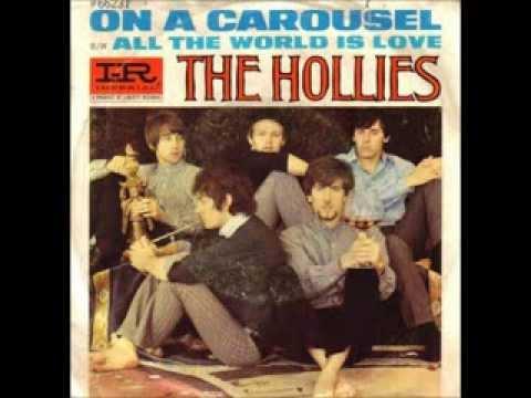 On A Carousel Chords Lyrics The Hollies