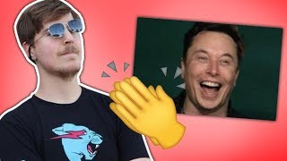Mr Beasts hosts Meme Review? (he maybe does)