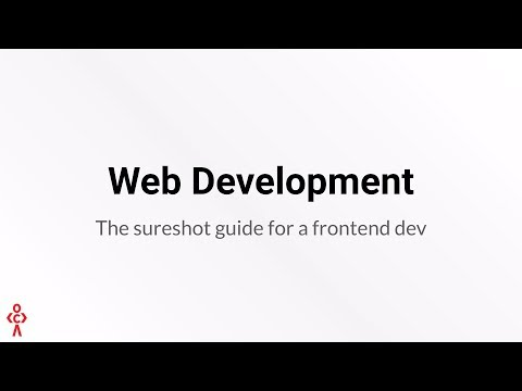 [Guide] How to be a Web Developer? From zero to a frontend ...