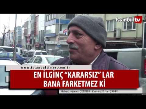 """EN İLGİNÇ """"KARARSIZ"""" LAR -  BANA FARKETMEZ Kİ"""