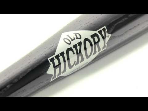 Old Hickory Bat Co. Custom Pro Ash Wood Bat: J154Y Youth