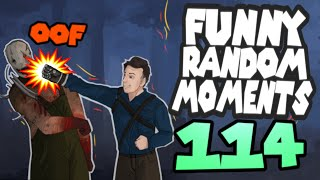 Dead by Daylight funny random moments montage 114