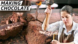 How Miami's Chocolate Master Creates the Perfect Bar of Chocolate  — Handmade thumbnail
