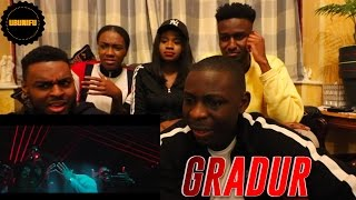 Gradur Ft. MHD, Alonzo, Nyda   Oblah ( UK GUYS REACTION ) #UbuReach || @GRADIDUR @MHDOfficiel