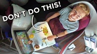 Don't Make These Mistakes When Flying