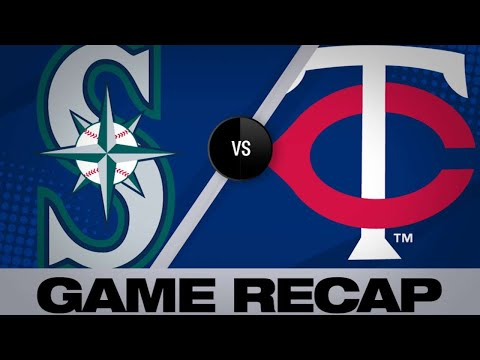 6/11/19: Twins score 3 in 8th to rally past Mariners