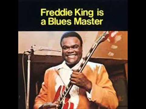 """Freddie King - """"Meet me in the morning"""""""