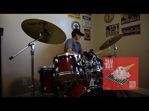 Dear Future Self (Hands Up) - Fall Out Boy ft. Wyclef Jean - Drum Cover