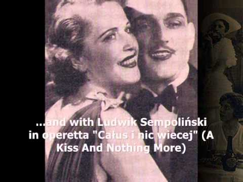Tola Mankiewiczówna & Henryk Gold Orch. - Już wiem, 1934